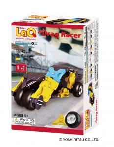 HC Mini Drag Racer P data